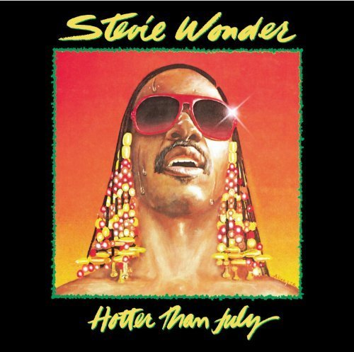 Hotter Than July by STEVIE WONDER (2012-09-25)