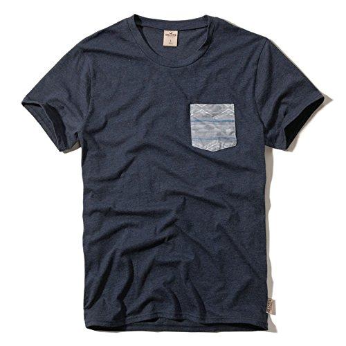 (ホリスター)Hollister Tシャツ ( 半袖 ) HIDDEN HILLS AZTEC PRINT T-SHIRT [並行輸入品]