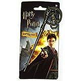 映画 Harry Potter(ハリー?ポッター)Harry Potter(ハリー?ポッター)Wand Pewter Keyring(キーホルダー) [並行輸入品]