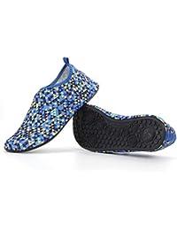 ウォーターシューズ マリン シュノーケリング アクアシューズ ビーチサンダル 軽量 通気 メンズ レディース やわらかい スキンシューズ 水陸両用 アウトドア ビーチ 磯遊び 海水浴 スウィミング スポーツ 男女靴