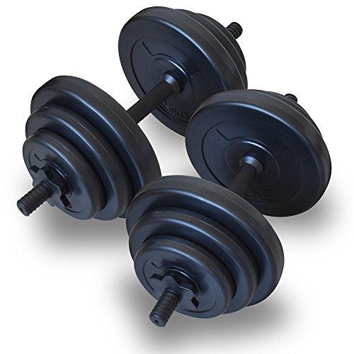 ダンベル 10kg×2個セット (計20kg)