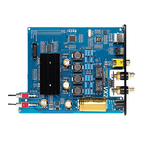 TOPPING VX2 デジタルアンプ DAC不要 STA326 24bit/96kHz USB