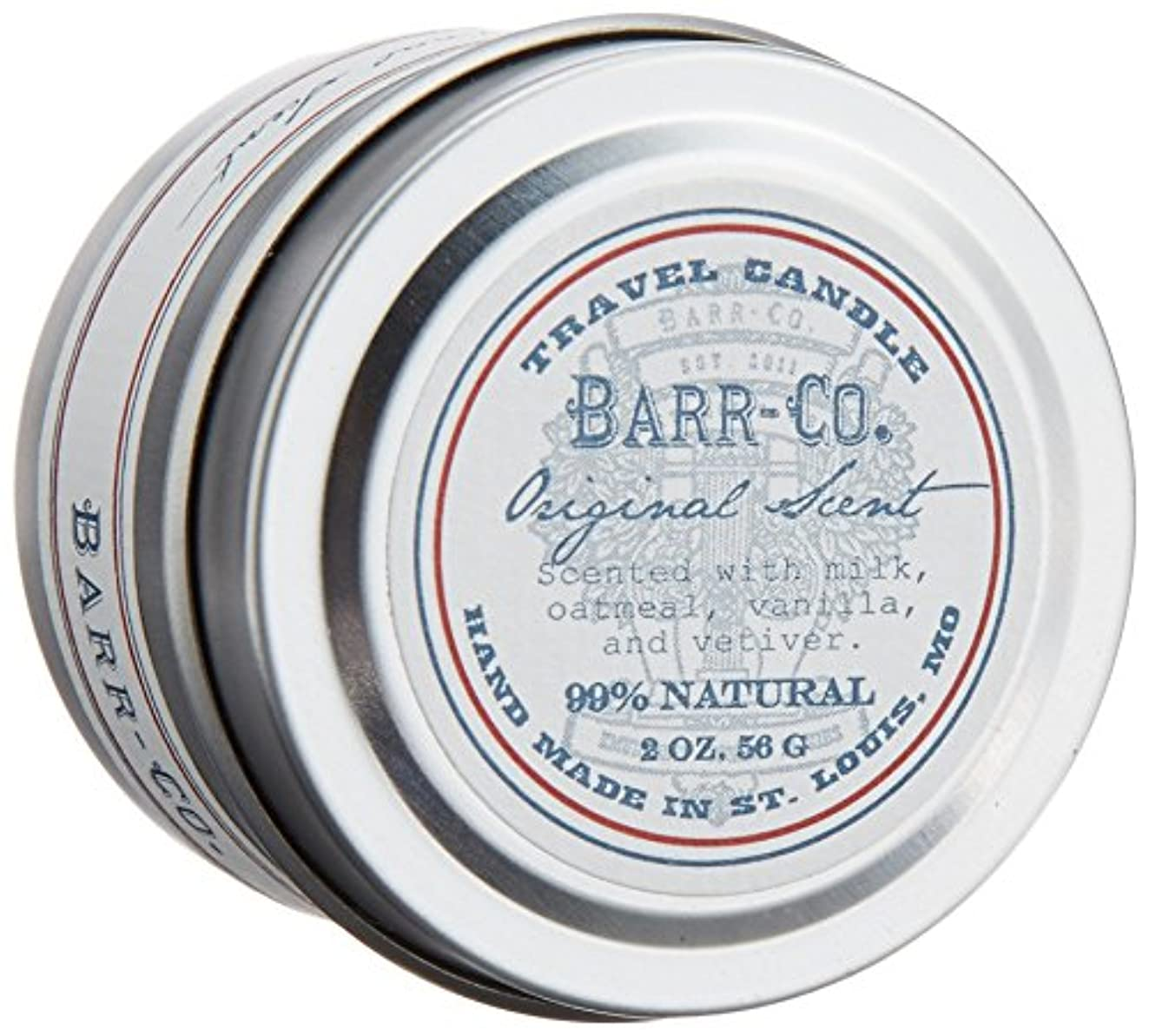 とらえどころのない分岐する処理BARR-CO.(バーコー) トラベルキャンドル