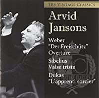 Arvid Jansons - Tbs Vintage Classics Weber: Shooter Overture Other Magic Bullet [Japan LTD SACD Hybrid] TYGE-60007 by etc. [SACD] Japan Jansons/Tokyo SO - Weber: Freischutz / Sibelius: Valse Triste (2013-07-29)