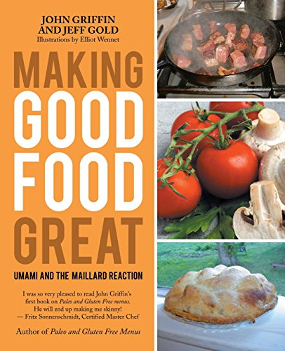 Download Making Good Food Great: Umami and the Maillard Reaction 1532024983