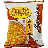 トーエー食品 どんぶり麺・カレーうどん 86.8g×4袋