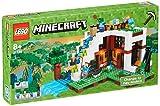 レゴ マインクラフト 21134 滝のふもと