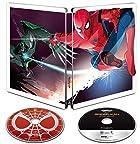 [Amazon.co.jp限定]スパイダーマン:ホームカミング 4K ULTRA HD & ブルーレイセット スチールブック仕様(初回生産限定) [4K ULTRA HD + Blu-ray] [Steelbook]