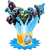 Avengers Assemble Centerpiece アベンジャーズは、センターピースを組み立てる?ハロウィン?クリスマス?