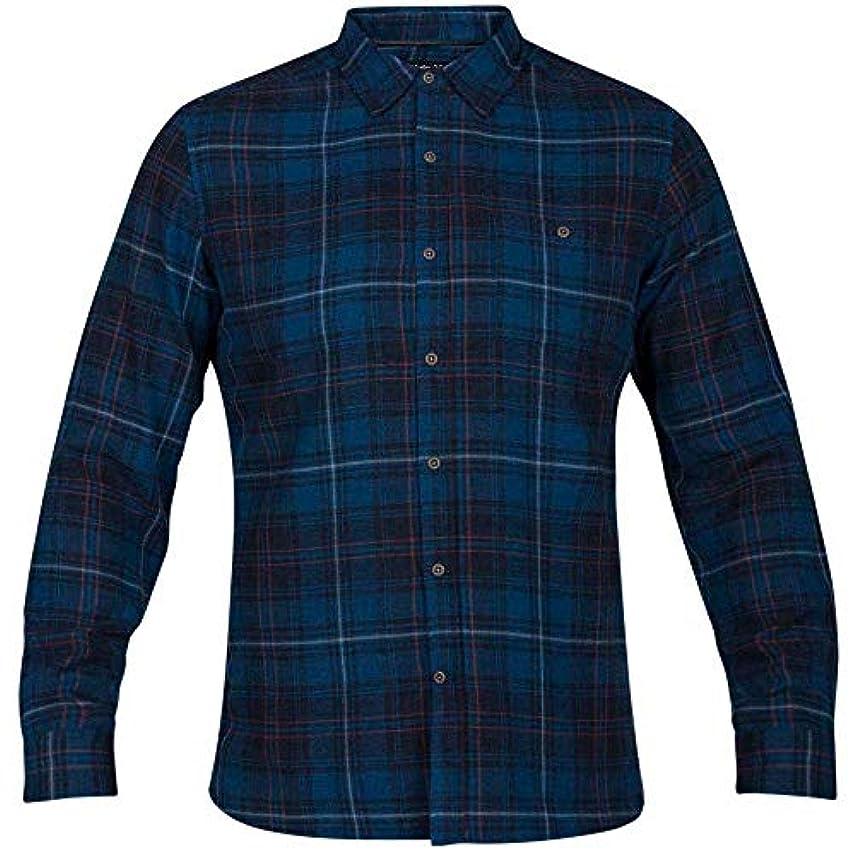 アグネスグレイキモい予見する(ハーレー) Hurley メンズ トップス シャツ Hurley Kurt Woven Long Sleeve Shirt [並行輸入品]
