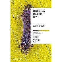 Australian Taxation Law 2019