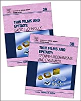 Handbook of Crystal Growth, Volume 3A-3B, Second Edition: Thin Films and Epitaxy