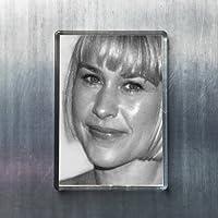 PATRICIA ARQUETTE - オリジナルアート冷蔵庫マグネット #js003