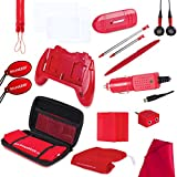 Best DREAMGEAR 3DSゲーム - Nintendo 3DS 20-In-1 Essentials - Red Review