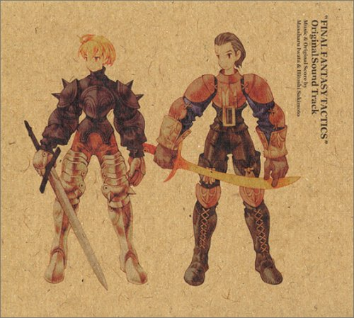 FINAL FANTASY TACTICS Original Soundtrackの詳細を見る
