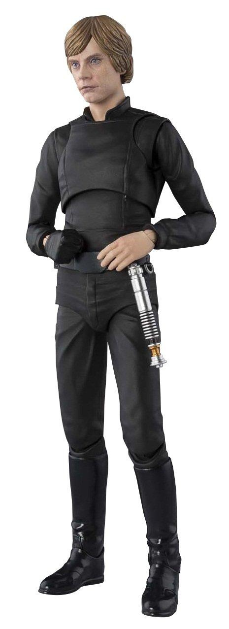Luke Skywalker Episode VI S.H STAR WARS Figuarts Action Figure Bandai