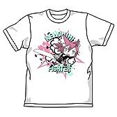 セブンスドラゴン ケモミミファイターTシャツ ホワイト サイズ:M