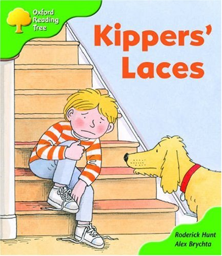 Oxford Reading Tree: Stage 2: More Storybooks B: Kippers' Lacesの詳細を見る