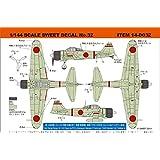 スイート 1/144 SWEET DECAL No.32 零戦21型 第3航空隊 x-143号機 中瀬正幸1飛曹搭乗機