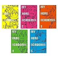 僕のヒーローアカデミア 全巻セット(Vol.1~5) 【Blu-ray】