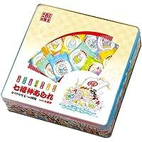 七福神あられ(化粧缶入)250g