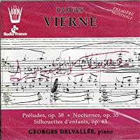 Vierne:Comp Wks for Piano Vol1