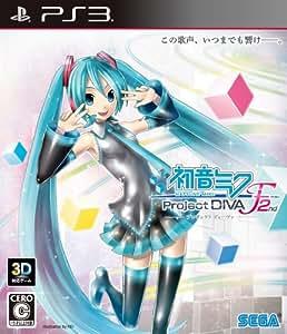 初音ミク -Project DIVA- F 2nd (初回特典 とどけ、ひびけコード同梱)予約特典 いつでもトートバッグ& 【Amazon.co.jp限定】特典フェイククレジットカード付 - PS3
