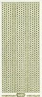 Glitter Dots Assorti Peel-Off Stickers-Transparent (並行輸入品)