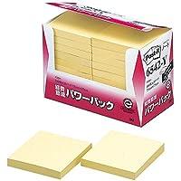 (まとめ買い) スリーエム ポストイット 経費節減再生紙パワーパック 6542-Y 【×3】