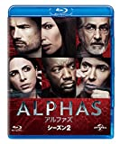ALPHAS/アルファズ シーズン2 ブルーレイ バリューパック[Blu-ray/ブルーレイ]