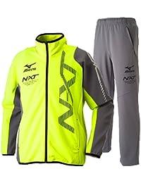 ミズノ メンズ ウォームアップ 上下セット MNIZUNO N-XT ジャージ ジャケット パンツ ランニング トレーニング ジム 男性 mizuno 吸汗速乾/32JC7020-32JD7020