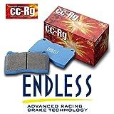 ENDLESS エンドレスキャリパーキット専用 補修ブレーキパッド CC-Rg RacingMONO6-T2 (GRB・GVB・VABフロント)/RacingMONO6r (BNR34リア・Z33リア) RCP122