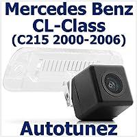 tunez 車反転リアビューパーキングカメラメルセデスベンツのClクラスC215のリバース