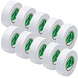 ニチバン ビニールテープ 19mm×10m 10個入 VT195-10P 白