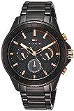 [トミーヒルフィガー] 腕時計 AIDEN 1791858 メンズ ブラック [並行輸入品]