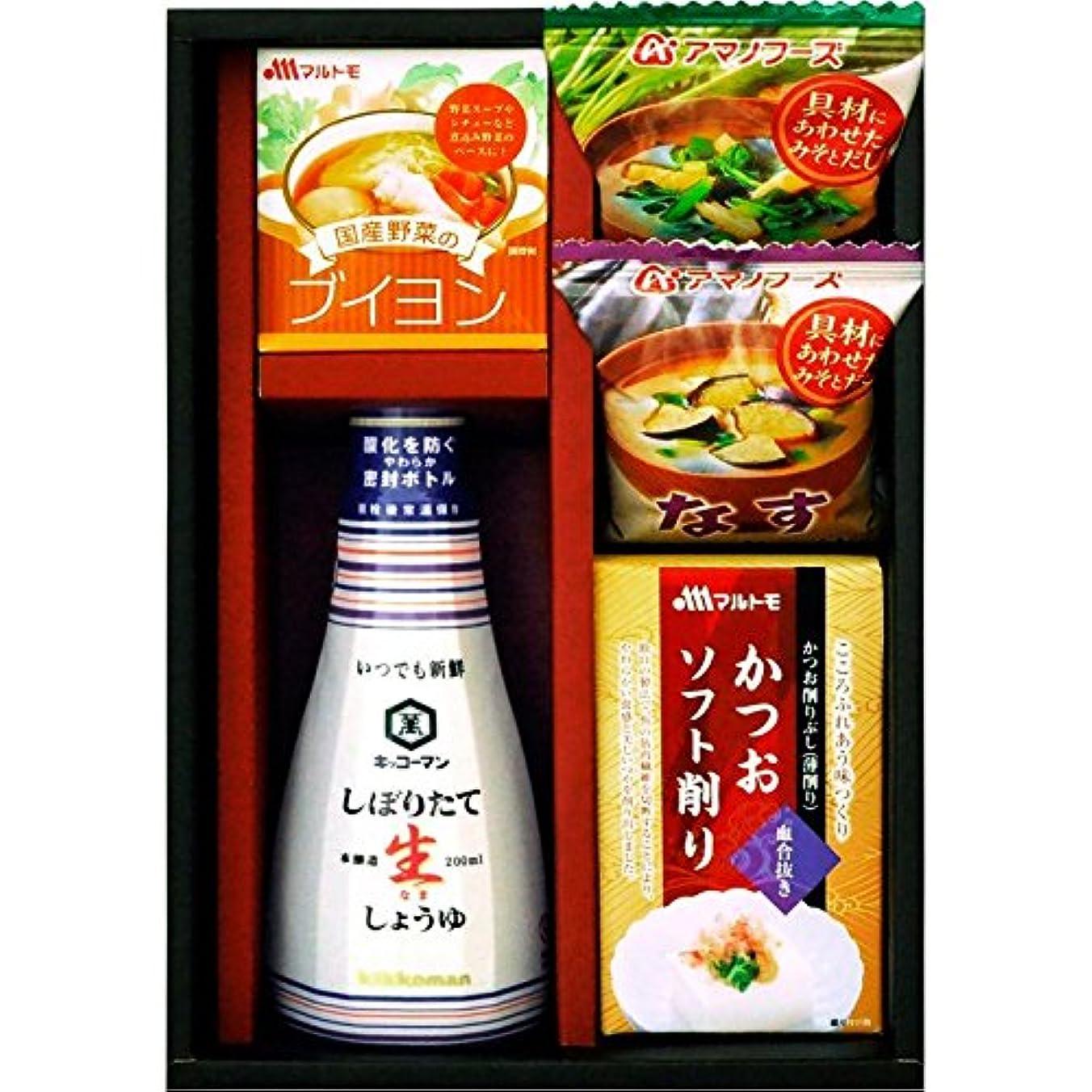 キリン日光キッコーマン&アマノフーズ食品アソート B192-01