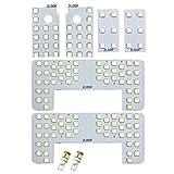 3チップSMD8点ランドクルーザー プラド 150系 前期/後期 TX-L TZ LEDルームランプ