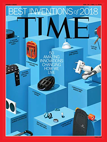 Time Asia [US] N26 - D3 2018 (...