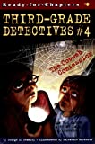 The Cobweb Confession (Ready-For-Chapters: Third-Grade Detectives #4)