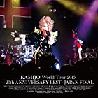 World Tour 2015 -20th ANNIVERSARY BEST- JAPAN FINAL(在庫あり。)