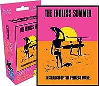 Aquarius Endless Summer 100 Piece Adult Pocket Jigsaw Puzzle
