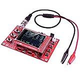 Longruner オシロスコープ 日本語マニュアル SMD 実装済み 電子工作 Oscilloscope プローブ付き