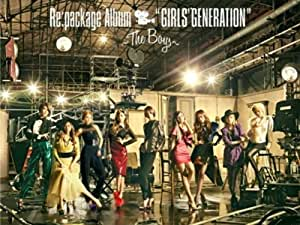 "Re:package Album ""GIRL'S GENERATION""~The Boys~(初回限定盤)(DVD付)"