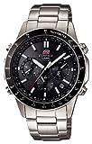 [カシオ]CASIO 腕時計 EDIFICE エディフィス タフソーラー 電波時計 MULTIBAND 6 EQW-550D-1AJF メンズ