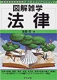 図解雑学 法律 (図解雑学シリーズ)