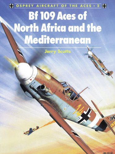 Bf 109 Aces of North Africa an...