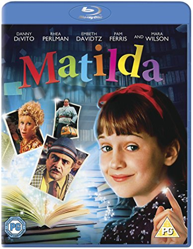Matilda [Blu-ray] [Import]