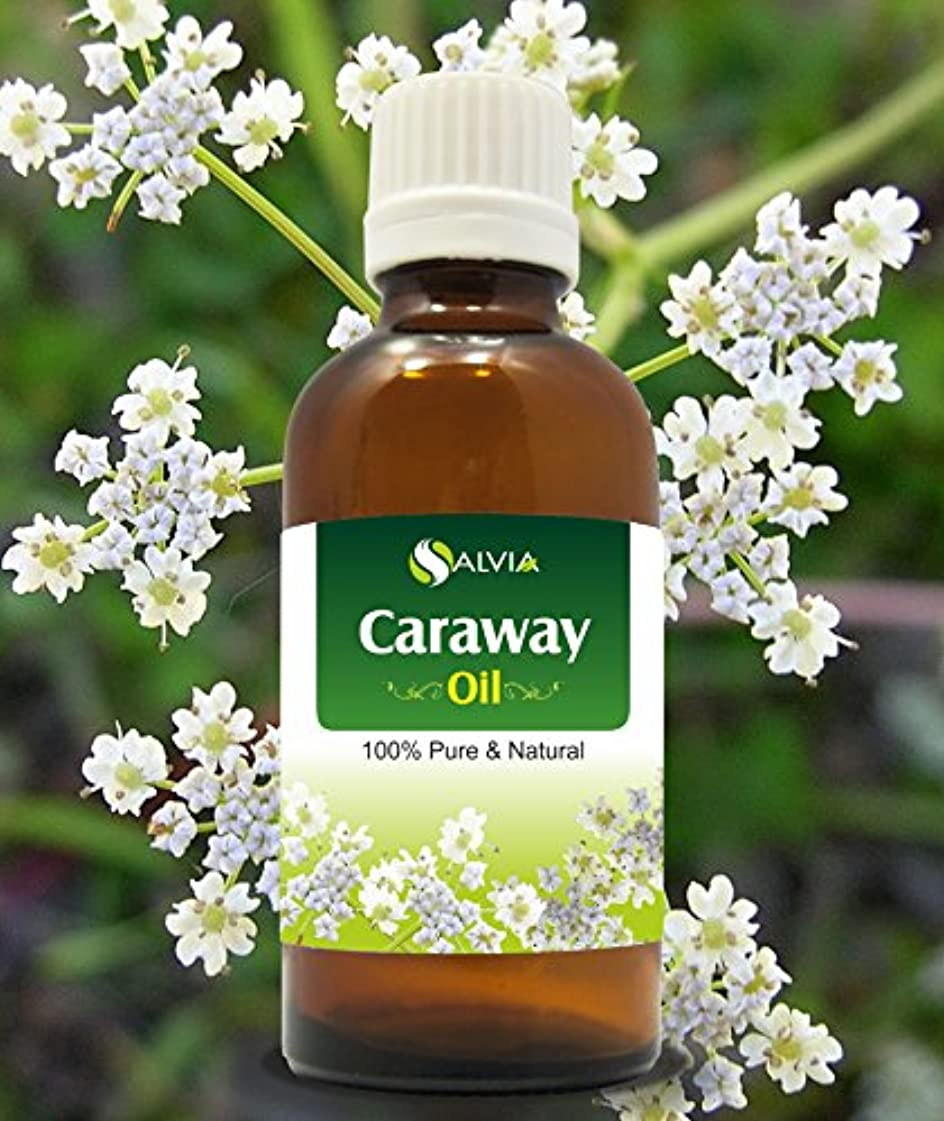 革新災難通貨CARAWAY OIL 100% NATURAL PURE UNDILUTED UNCUT ESSENTIAL OILS 50ML