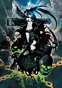 BLACK★ROCK SHOOTER Blu-ray&DVDセット ねんどろいどぷちB★RSセット付き (初回限定生産)
