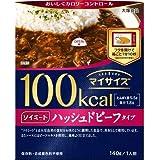 大塚食品マイサイズソイミートハッシュドビーフタイプ 140g ×5個